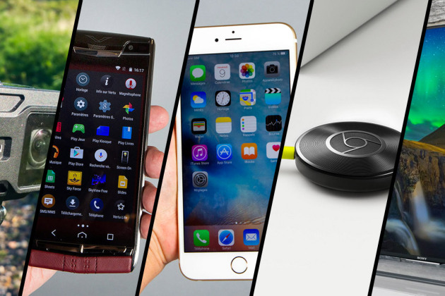 iPhone 6s Plus, Chromecast Audio, New Signature Touch... le top 5 des tests