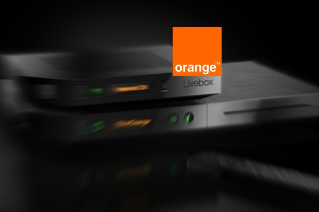 Orange Livebox Play