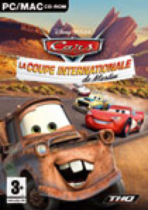 Cars : la coupe internationale de Martin