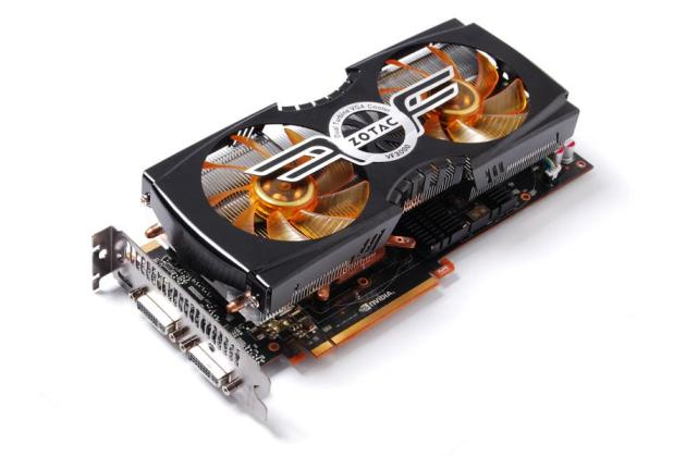 Zotac GeForce GTX 580 AMP² ! Edition