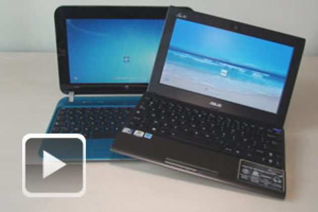 Duel de netbooks : HP mini 210-4122ef vs Asus Eee PC 1025C