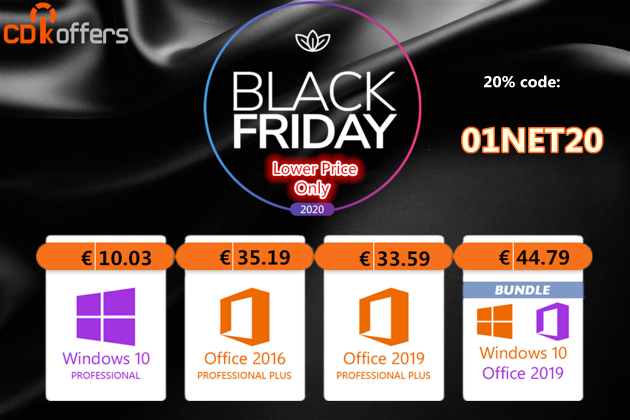 Black Friday CDKoffers