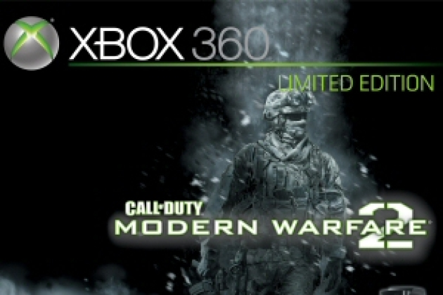 Call of Duty : Modern Warfare 2 sur Xbox 360 Edition limitée