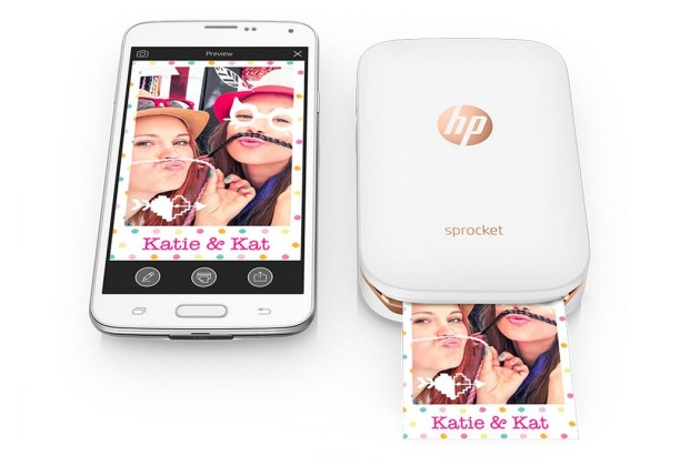 hp sprocket l 39 imprimante photo de poche pens e pour votre smartphone. Black Bedroom Furniture Sets. Home Design Ideas