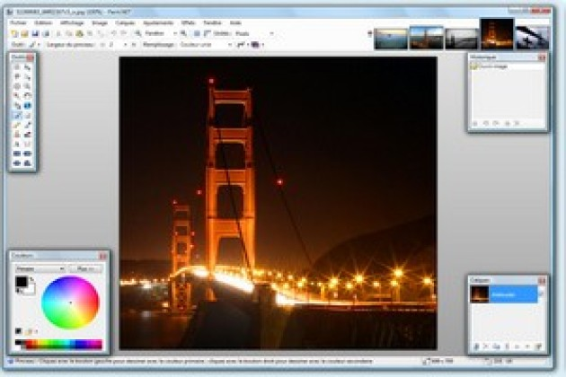Retouche d'image : Paint.NET 3.5 disponible en version finale