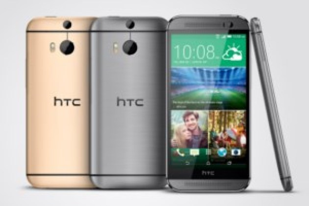 HTC lance le One M8, smartphone ultra-doué pour la photo