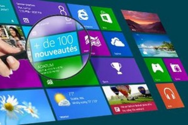Microsoft met Windows 8.1 à la disposition des fabricants de PC