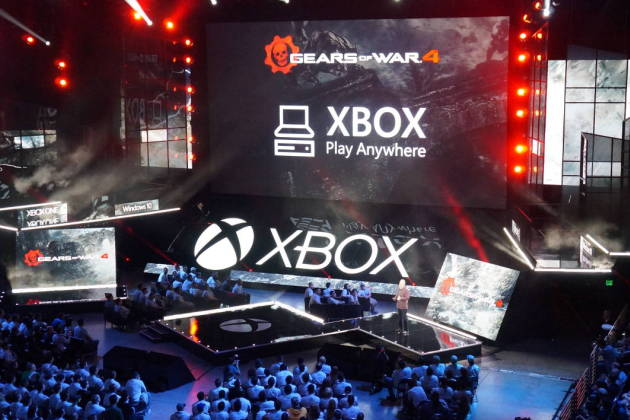 Xbox Play Anywhere E3 2016