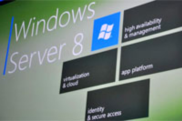 [Alerte] Windows Server 8 et Hyper-V 3 se dévoilent aux Techdays