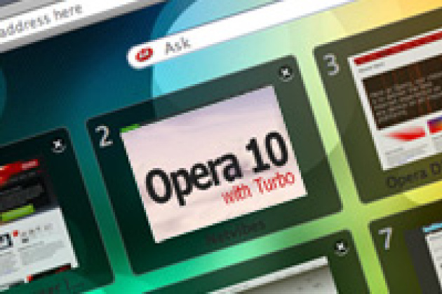 Opera 10 à télécharger en version finale
