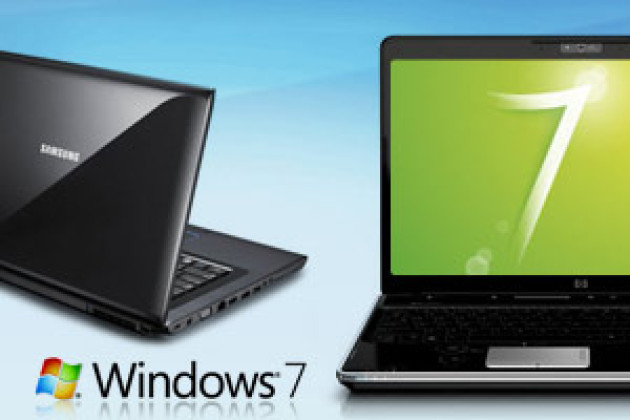 Sept PC portables pour Windows 7 à partir de 399 euros