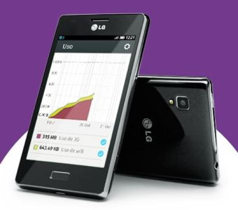 Mobile : LG lance son premier smartphone Firefox OS