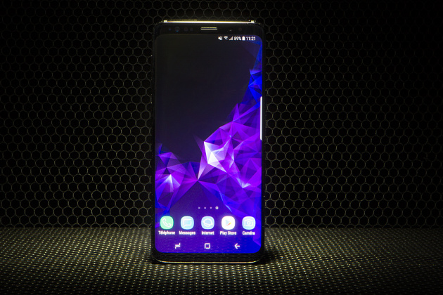 Samsung Galaxy S9 : nos premiers tests de performances