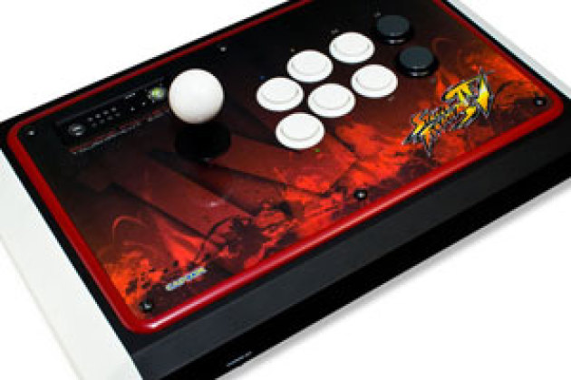 Madcatz Tournament Edition Fightstick