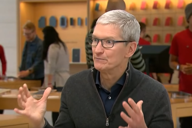 Tim Cook était l'invité de l'émission Mad Money.