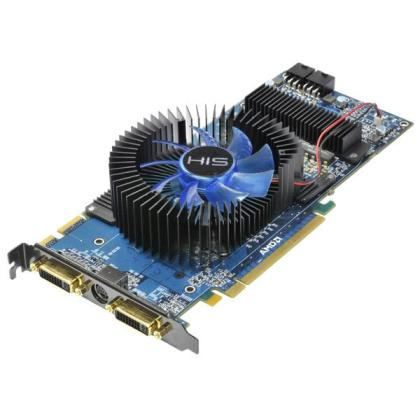 HIS Radeon HD 4870 Fan - 1Go