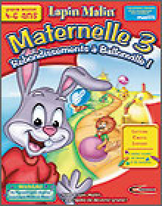 Lapin Malin Maternelle 3