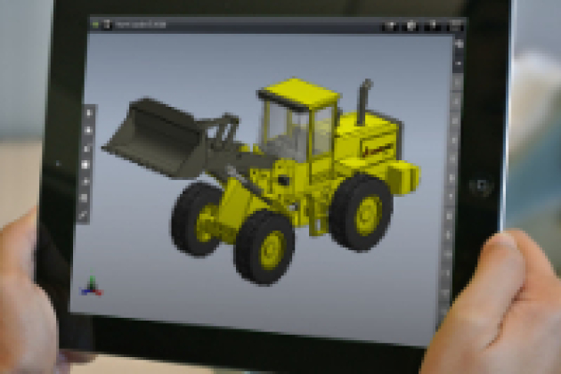 Solidworks transforme l'iPad en outil de collaboration 3D