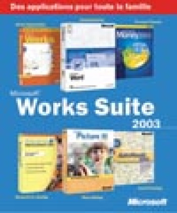 Works Suite 2003 en DVD