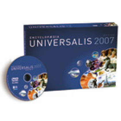 1er : Encyclopædia Universalis édition 2007 (version 12)