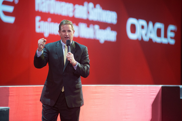 Oracle se positionne comme un fournisseur d'infrastructure pour le big data