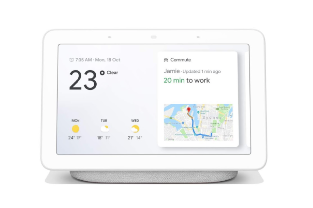 Homehub Google assistant