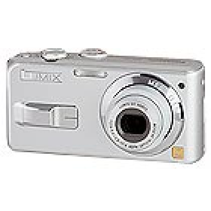 Panasonic Lumix DMC LS2 : sans prétention