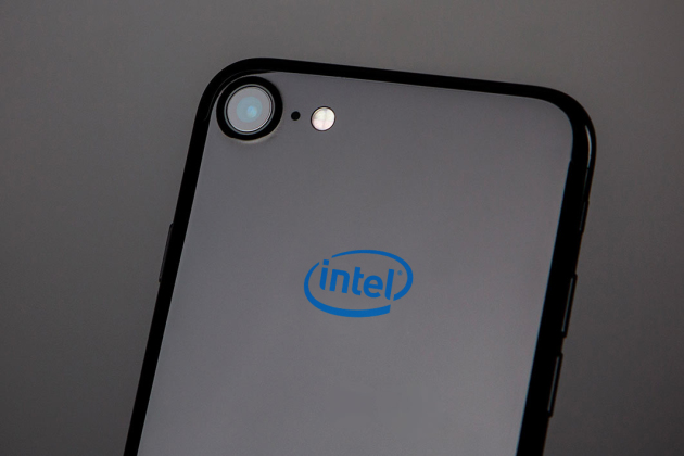 Un iPhone 7 estampillé Intel