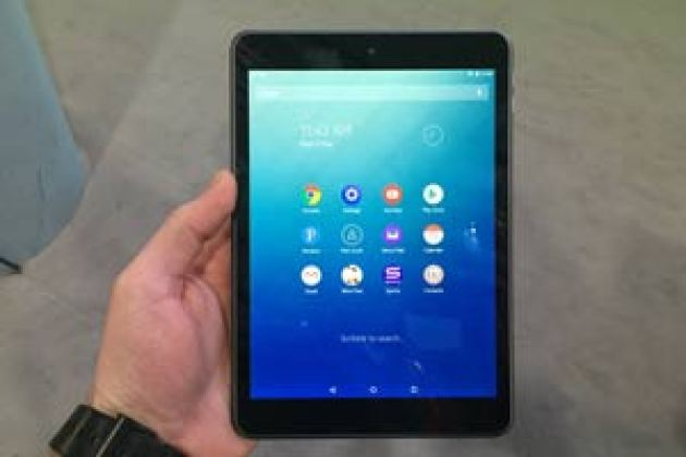 MWC 2015 : on a mis la main sur l'iPad sous Android de Nokia, la tablette N1