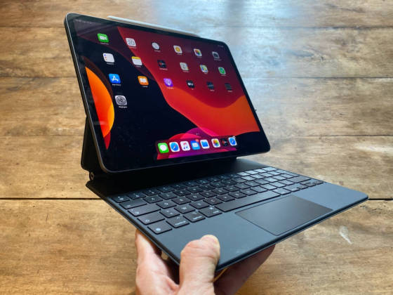 Le nouveau Magic Keyboard pour iPad Pro profite de l'assurance AppleCare Plus
