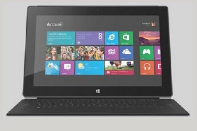 La tablette Surface Pro devrait arriver en Europe au 2e trimestre