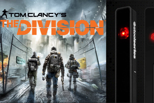 SteelSeries Sentry The Division