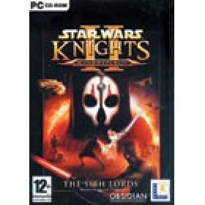 Knights of The Old Republic II : the Siths lords