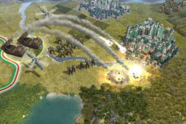 Civilization V, de 2K Games