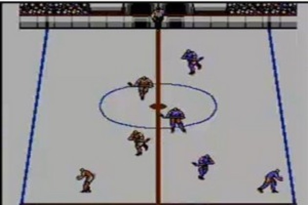 Blades of Steel : la crise de hockey