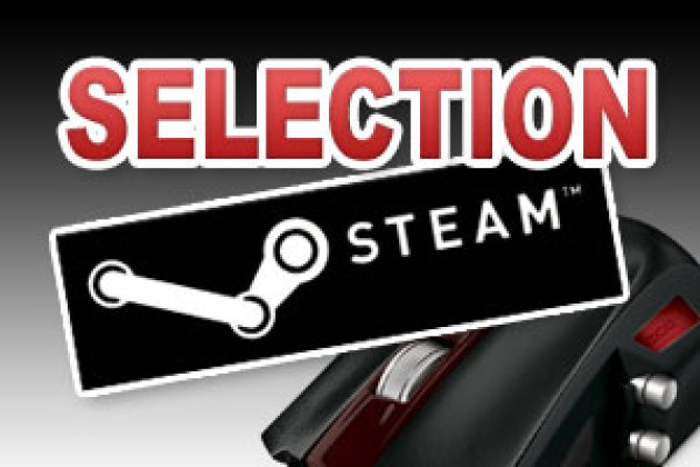 Sorties Steam