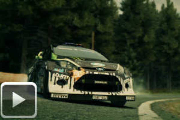 DiRT 3, de Codemasters
