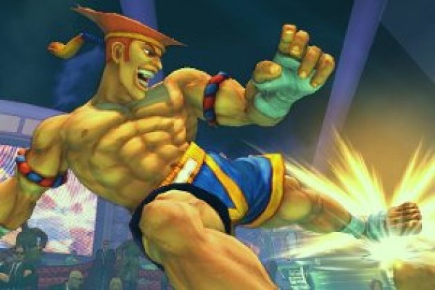 Super Street Fighter IV, de Capcom