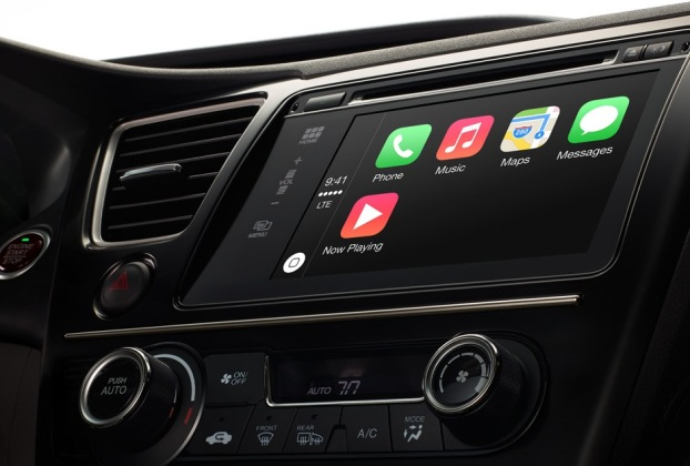 Mercedes et Volvo retardent l'intégration d'Apple Carplay