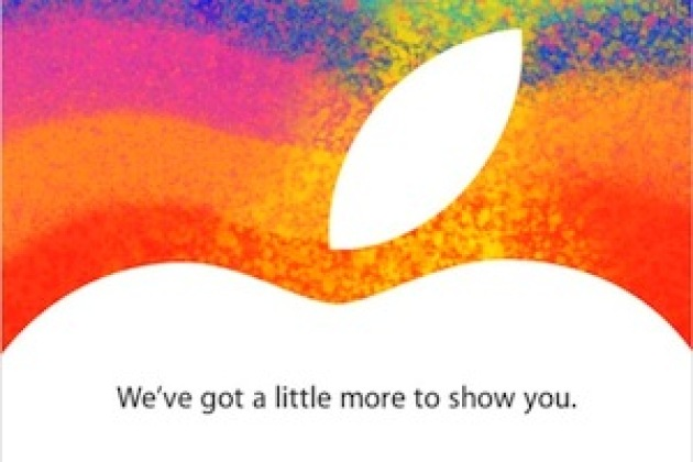 Officiel : Apple présentera l'iPad Mini le 23 octobre