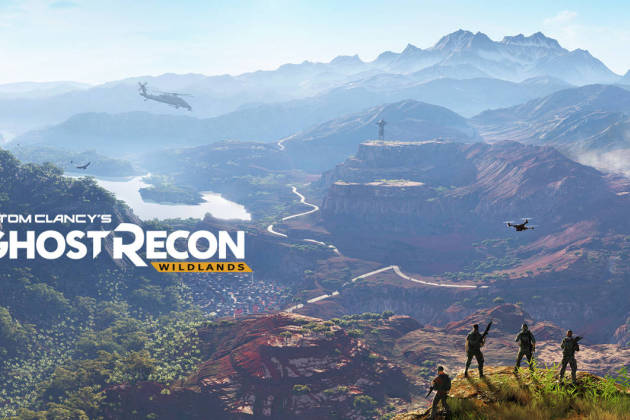 Ubisoft Tom Clancy's Ghost Recon : Wildlands