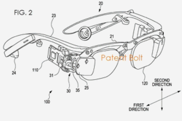 Sony travaille à des variations ou concurrentes des Google glass