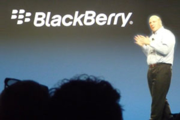 Steve Ballmer et Bing, invités surprises du BlackBerry World