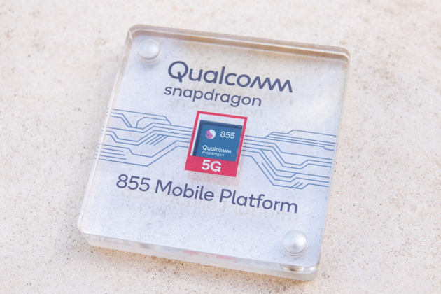 Snapdragon 855 : Qualcomm officialise le processeur mobile phare de l'année 2019