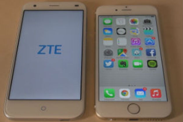 Test du ZTE Blade S6 : la copie de l'iPhone 6 ?