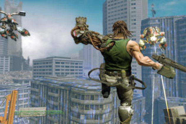 <i>Bionic Commando</i>, de Capcom