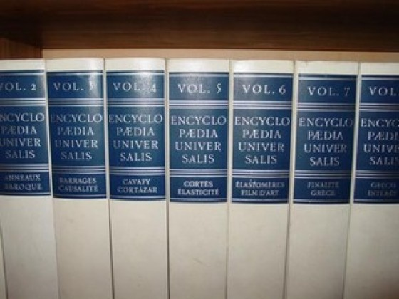 encyclopedia universalis
