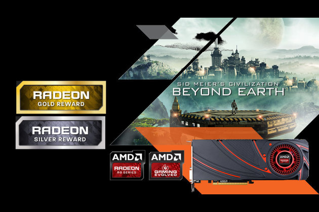 AMD ajoute le jeu Civilisation : Beyond Earth à son bundle de jeu