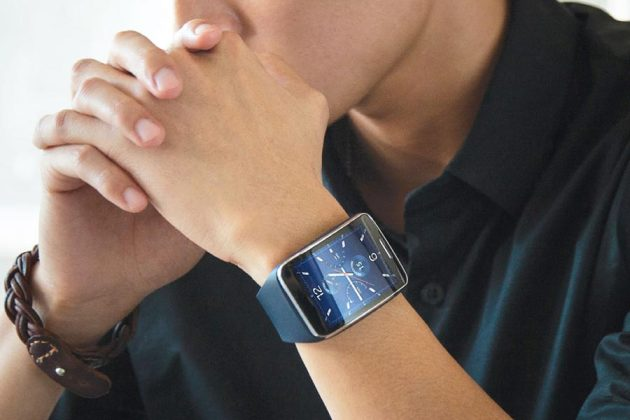 IFA 2014 : Samsung officialise sa montre Gear S