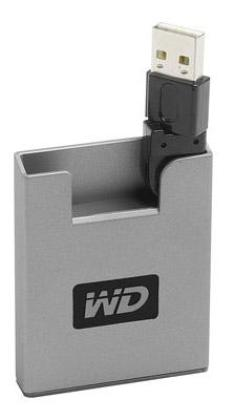 Western Digital Passport Pocket